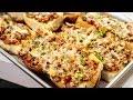 Cheesy Masala Pav Recipe | Mumbai Street Style Food - CookingShooking