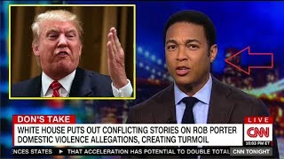 Don Lemon Gets ANGRY When Trump Aide Insults Him Insted Of Answering Questions