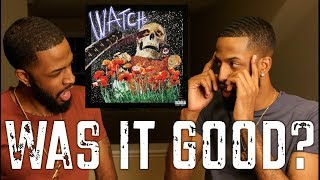 TRAVIS $COTT - WATCH (FEAT. KANYE WEST & LIL UZI VERT REACTION AND REVIEW #MALLORYBROS 4K