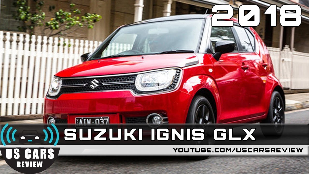 2018 suzuki ignis glx review youtube. Black Bedroom Furniture Sets. Home Design Ideas