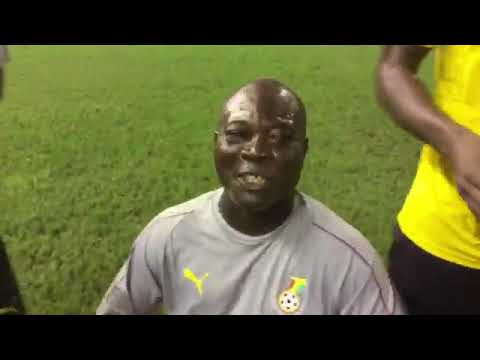Black Stars In Charming Singing And Jama Session Ahead Of South Africa Match