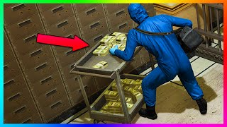 GTA 5 Online NEW Money Glitch Scam In the Community! - BE CAREFUL! (GTA 5)
