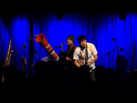 FULL SET: Moon Hooch @ Tralf Music Hall