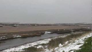 SWC Free Walk 70, Part 2, Brancaster to Wells-Next-The-Sea. 6/2/12.