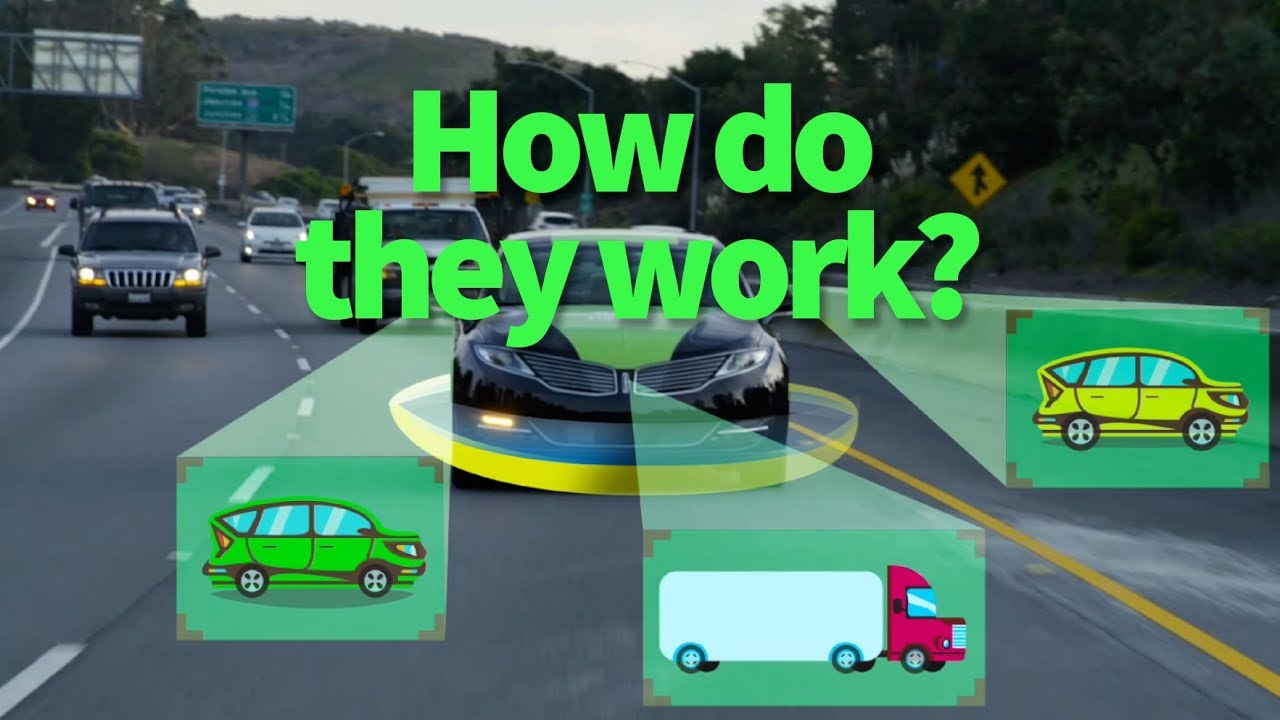 How do Self Driving Cars Work? Inspired by NVIDIA