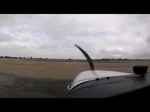 IFR Departure from Carlsbad-Palomar airport (KCRQ) with ATC audio
