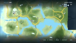 Komodo Locations, Underground Chests, Heavy Duty Grenade Pouch - Far Cry 3