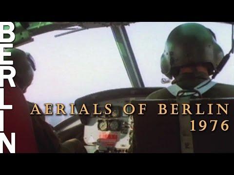 Flug über Berlin 1976   25-minütige Zeitreise im Hubschrauber