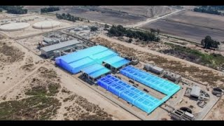 How Israel became a leader in water use in the Middle East