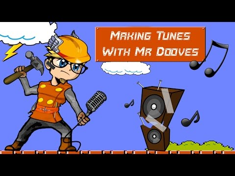 Making Tunes With Mr Dooves - Episode 1 - Hardware