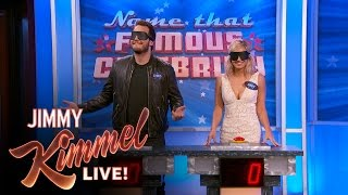 Name That Famous Celebrity - Chris Pratt vs. Abby Elliott