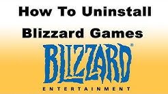 How to Uninstall Blizzard Games From Your Computer (Mac and Windows)
