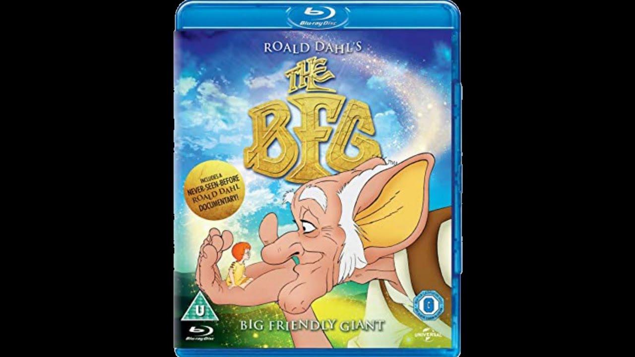 Download The BFG UK BLU-RAY (2016)
