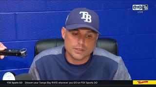 Kevin Cash -- Tampa Bay Rays vs. Toronto Blue Jays 09/22/18
