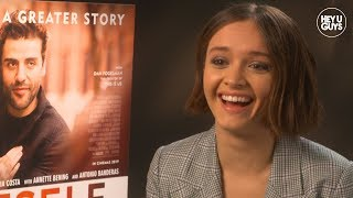 olivia Cooke interview