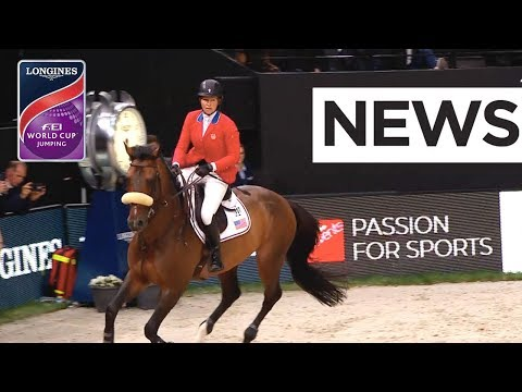 Elizabeth Madden back on top of the Jumping World Cup! | Longines FEI World Cup™ Jumping