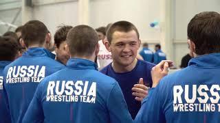 УТС сборной России по греко римской борьбе перед чемпионатом Европы 2021