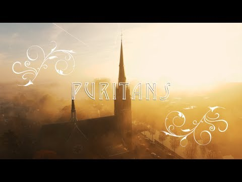 Staring Into Nothing - Puritans (Lyric Video)