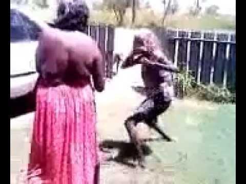 RARE: Kimbo Slice and Butterbean backyard brawl - YouTube