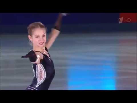 Alexandra Trusova / Russian Nationals 2019 Gala exhibition
