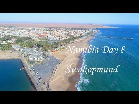 Namibia roadtrip day 8 explore Swakopmund