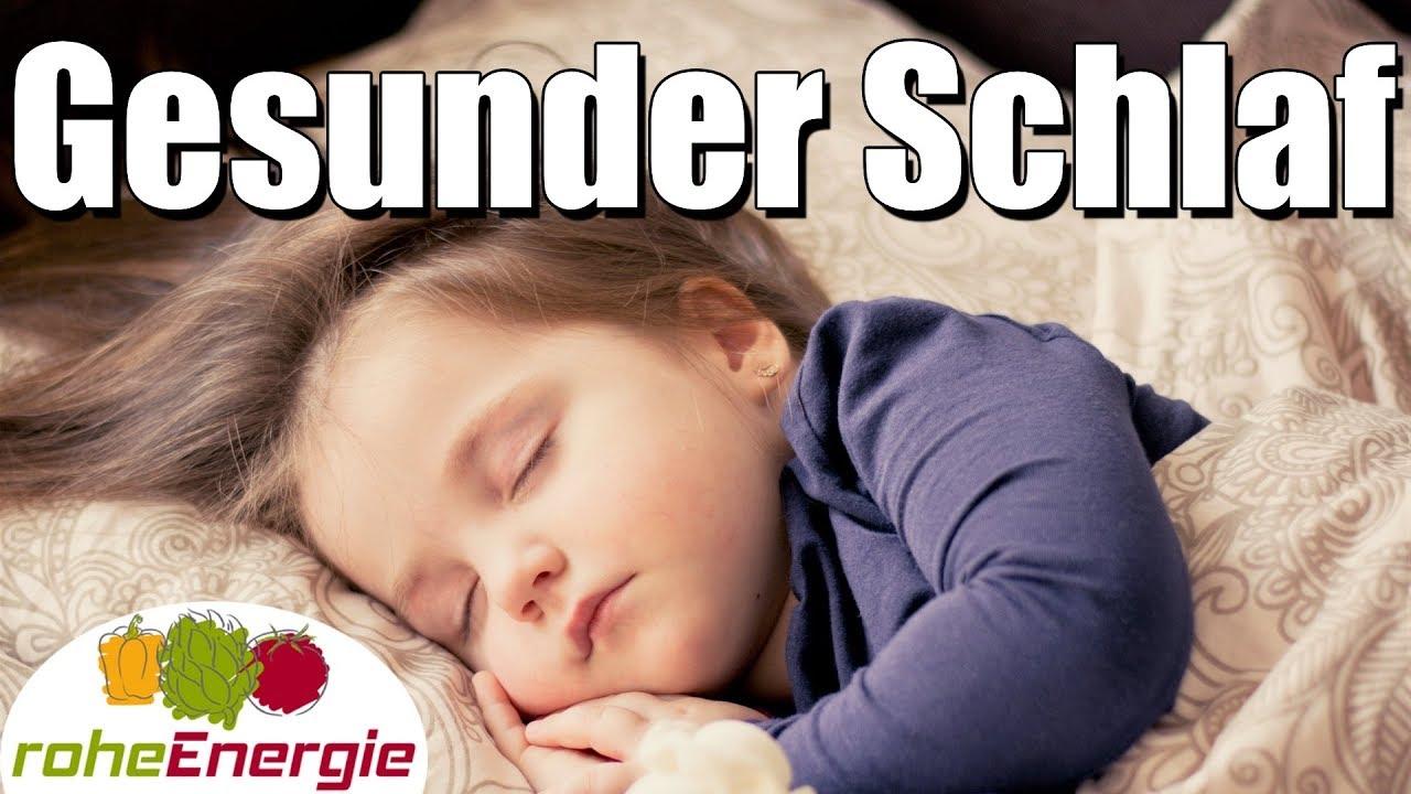 Die besten Tipps für einen gesunden Schlaf