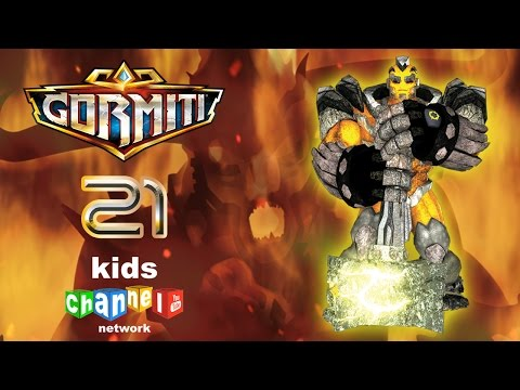 Gormiti - Episode 21 - Animated Series | Kids Channel Network