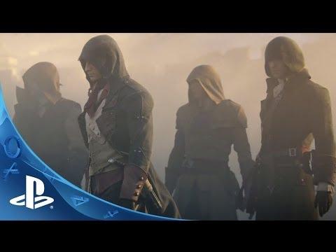 Assassin's Creed Unity E3 2014 World Premiere Cinematic Trailer