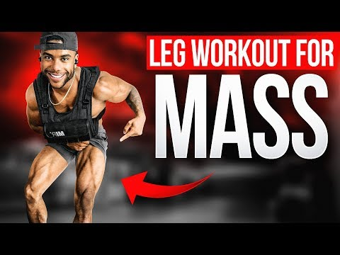 The Very Best Leg Workouts for Mass The Five 10 15 Method