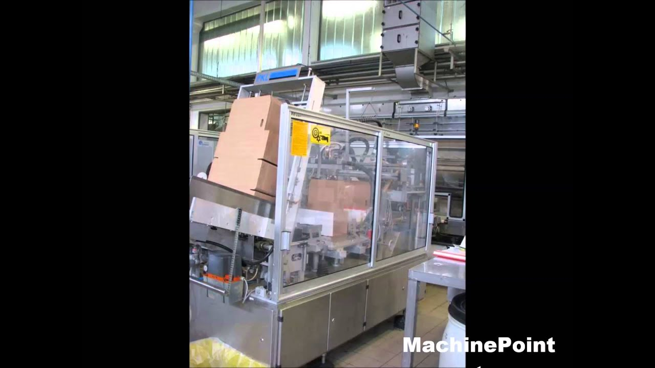 SIG Combibloc CFA 505-03 Second Hand Filling lines MachinePoint