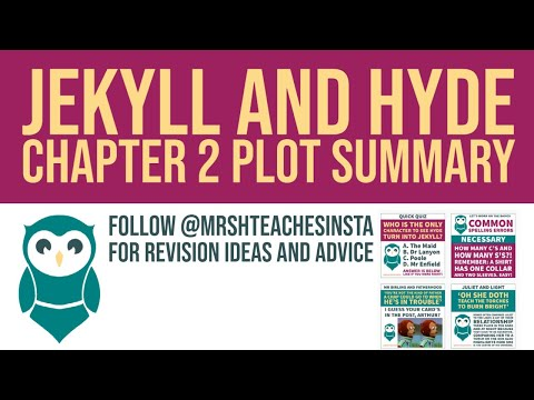 Dr Jekyll and Mr Hyde - Chapter 2