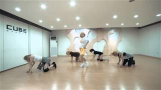 현아(HYUNA) - '잘나가서 그래 (Feat. 정일훈 Of BTOB)' (Roll Deep) (Choreography Practice Video)