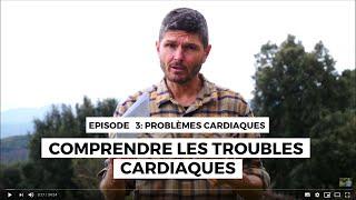 """Question de coeur 3 : Comprenez Tous les """"troubles cardiaques"""" en 30 minutes chrono !"""