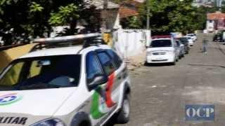 PM mata suspeito de estuprar mulher em Jaraguá do Sul