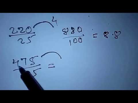 Speed math trick for fast calculation