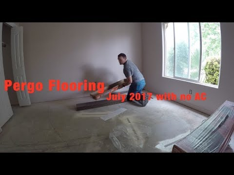 Pergo flooring diy installation hyper lapse do it yourself youtube pergo flooring diy installation hyper lapse do it yourself solutioingenieria Gallery