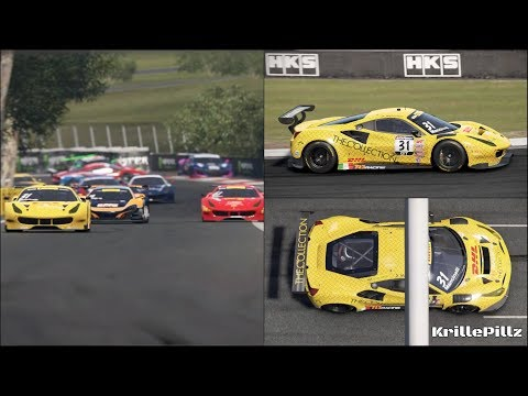 Project Cars 2 - GT3 Championship Round 1 | Bathurst Mount Panorama | Highlights