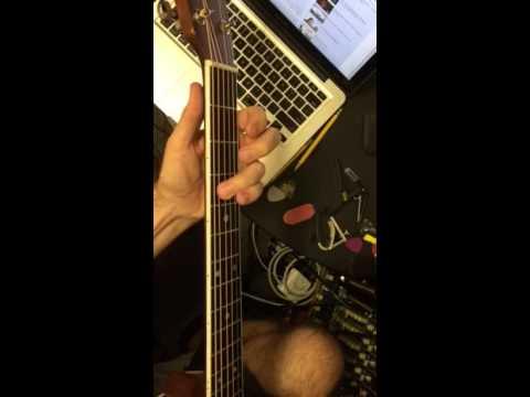 Doxology Guitar Chords - David Crowder Band - Khmer Chords