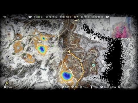 Rayne Phoenix vs Horizon Zero Dawn The Frozen Wilds 4th Run