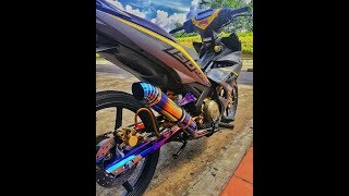 Download 20 suara mxking150/y15zr/exciter150 modified malaysia part1