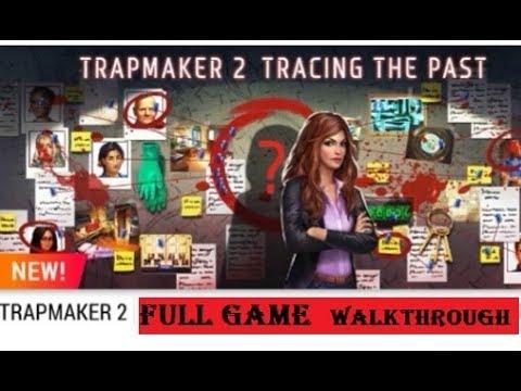 TRAPMAKER 2 Walkthrough Chapter 1 2 3 4 5 6 7 8.