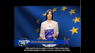 """Europe Today"" programme March, 2016 part 2 (English subtitles)"