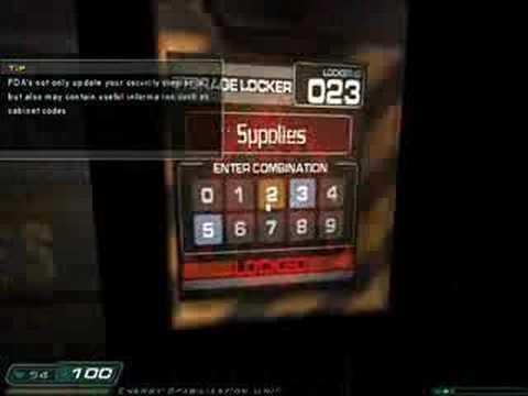Paul's Gaming - Doom 3 part02 - Hell Breaks Loose! |