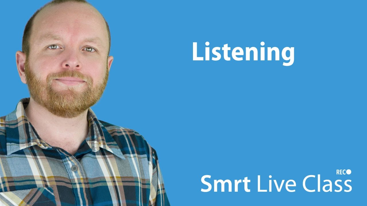 Listening - Intermediate English with Mark #2
