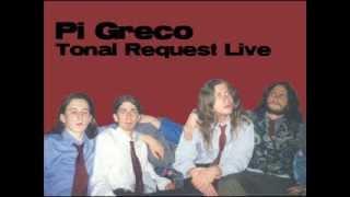 Pi Greco - Bonsai (live)
