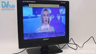 Eplutus EP-123T - обзор телевизора с тюнером DVB-T2