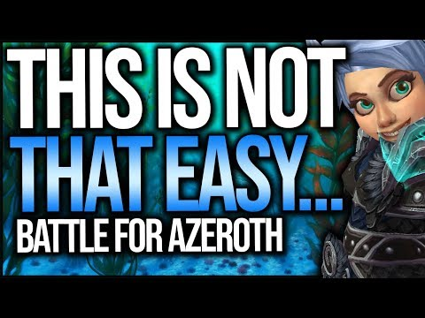 BFA | What Rank 1 Player's Don't Tell You - How To Get 2k Rating