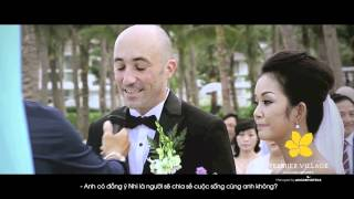 WEDDING AT PREMIER VILLAGE DANANG RESORT