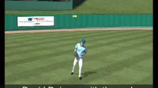 MLB 08 The Show: Toronto at Kansas City: Game 26