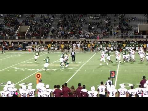 Klein Forest High School Homecoming Football Game vs Northbrook 2017 First Half